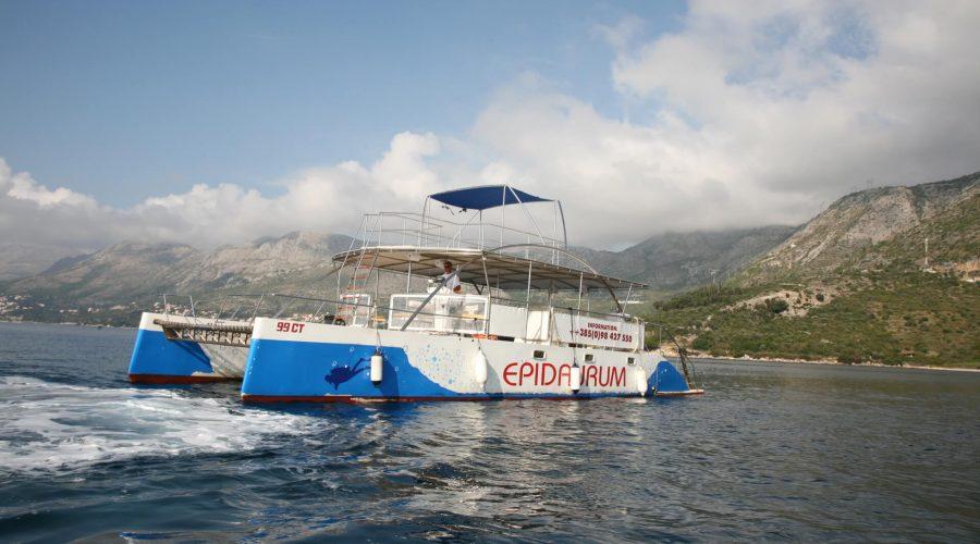 catamaran epidaurum