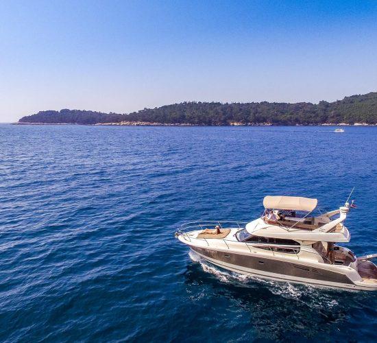 jeanneau prestige 440 fly motor yacht