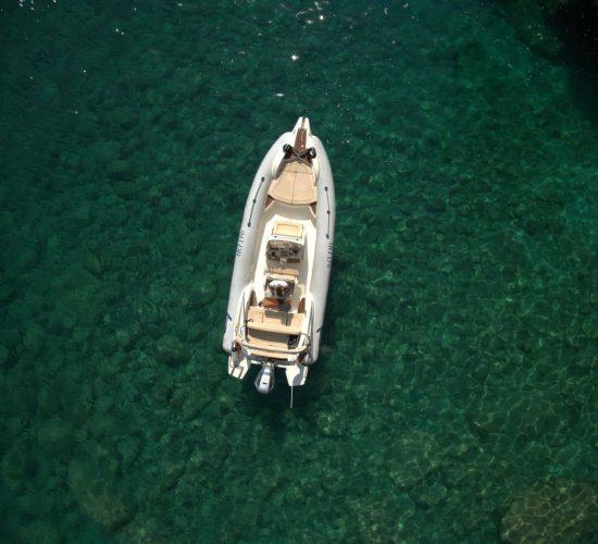 marlin 23 speedboat