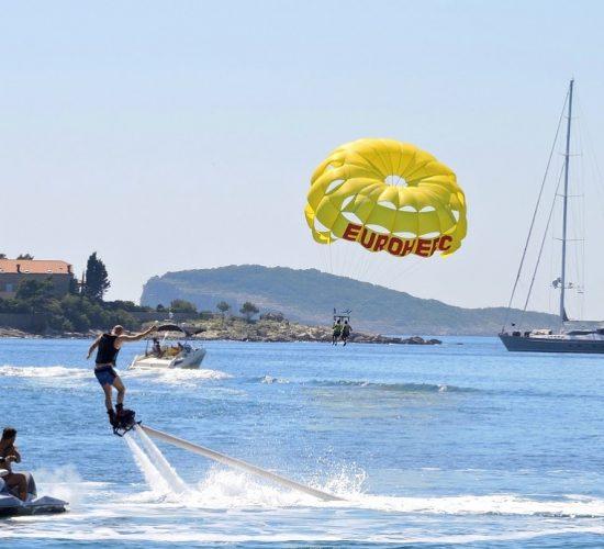 parasailing offer